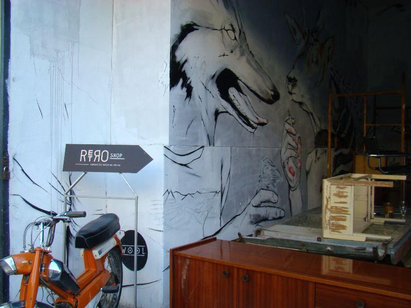 LX Factory Lisbonne - DR Melle Bon Plan