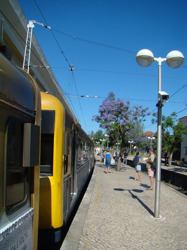 Lisbonne Ville Balneaire Proche