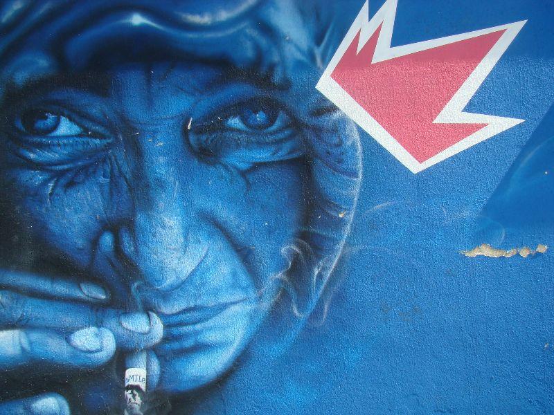 Lisbonne street art - DR Melle Bon Plan
