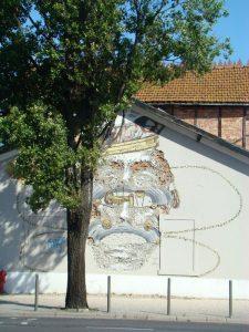 Vhils Lisbonne street art - DR Melle Bon Plan