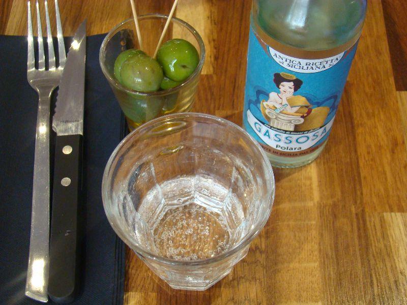 olives de Sicile Mazzucco - DR Melle Bon Plan