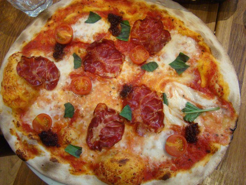Pizza Estée Mazzucco - DR Melle Bon Plan