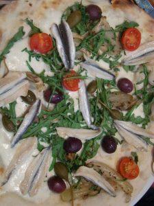 Pizza du moment Mazzucco - DR Melle Bon Plan