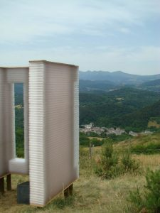 Temporary Ruins Festival Horizons Art Nature en Sancy Massif du Sancy - DR Melle Bon Plan
