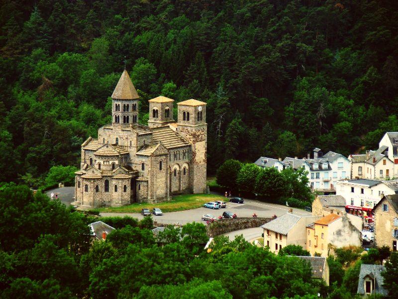 Saint-Nectaire Sancy Massif du Sancy - DR Melle Bon Plan