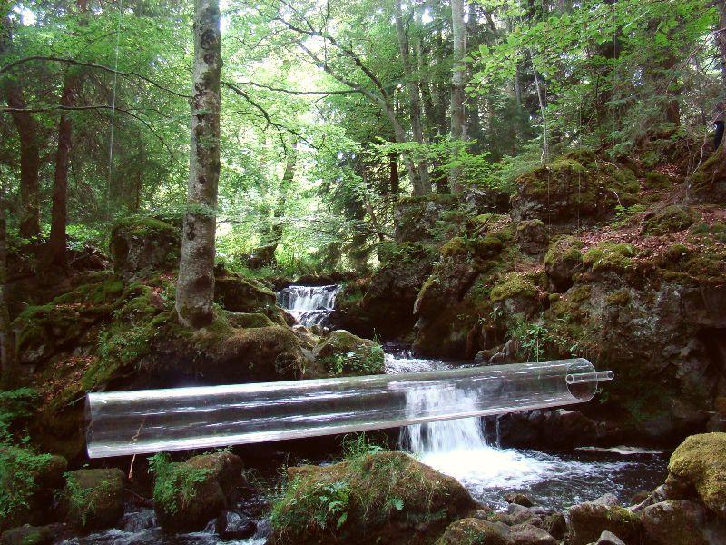 Sinfonia invisible #2 Festival Horizons Art Nature en Sancy Massif du Sancy - DR Melle Bon Plan