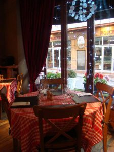 restaurant Le 1050 Hotel Le Russie Mont-Dore Sancy Massif du Sancy - DR Melle Bon Plan