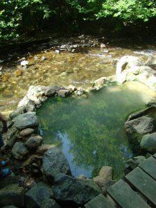 Source chaude Croizat Massif du Sancy - DR Melle Bon Plan