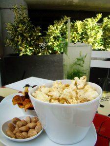 terrasse du Lolabar hôtel Banke - DR Melle Bon Plan