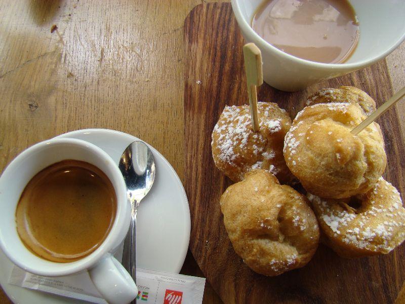 Dessert et café Les Crocs des Halles - DR Melle Bon Plan
