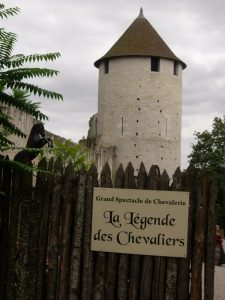 La Légende des Chevaliers Provins - DR Melle Bon Plan