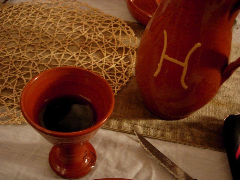 Hypocras Banquet des Troubadours Provins - DR Melle Bon Plan