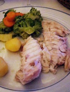 bar en croute de sel restaurant 5 Oceanos Lisbonne - DR Melle Bon Plan