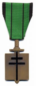 La croix de la Libération © musée de l'ordre de la Libération