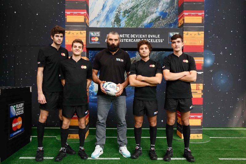 Princeless Paris coupe du monde rugby