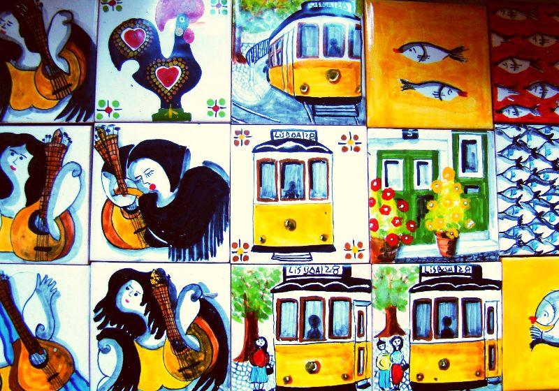 Céramique Lisbonne - DR Melle Bon Plan