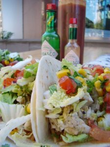 tacos The Frame Truck - DR Melle Bon Plan