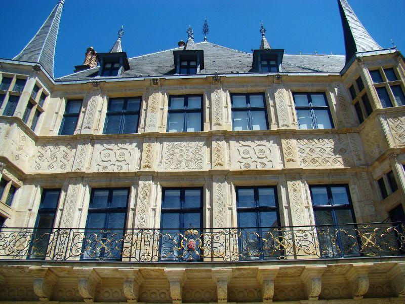 Grand Palais Ducal Luxembourg - DR Melle Bon Plan