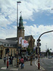 Gare Luxembourg - DR Melle Bon Plan