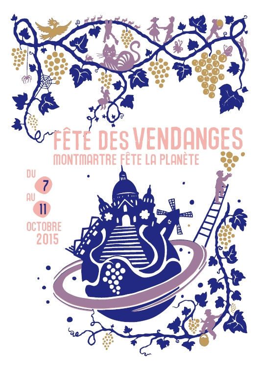 Fête des Vendanges Montmartre 2015