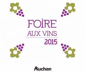 Foire aux vins 2015 Auchan
