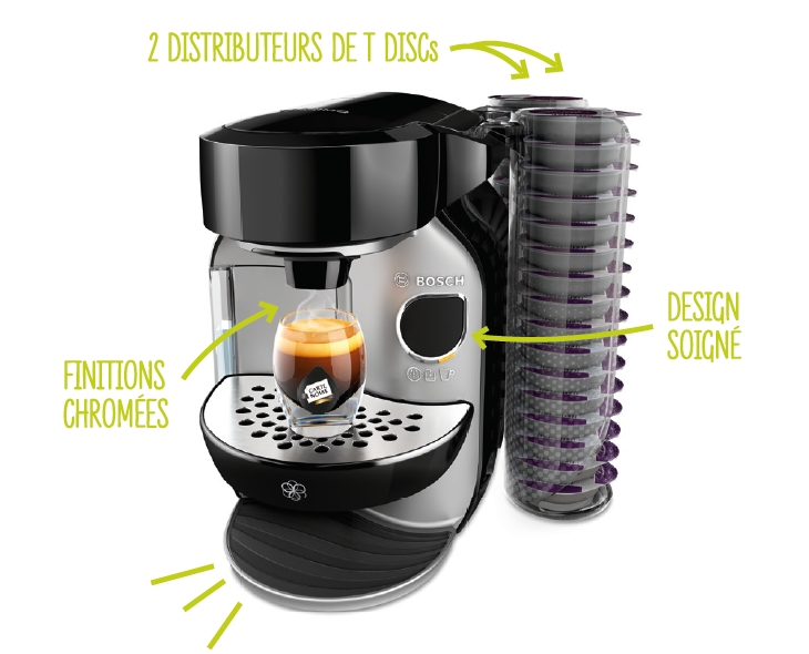 Tassimo Caddy machine