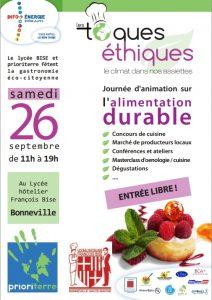 Journée des Gastronomes éco-citoyens 2015