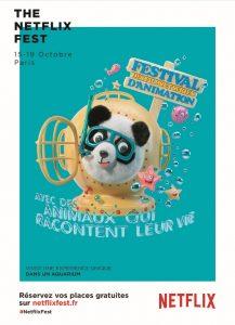 Festival Netflix 2015 Paris