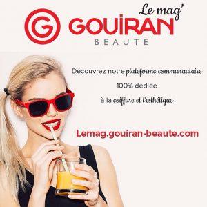 Gouiran Beauté Le Mag