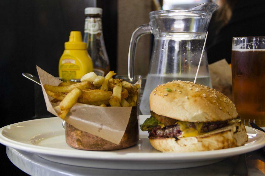 Gringo Burger Mamie chez Mamie Burger - DR Nicolas Diolez