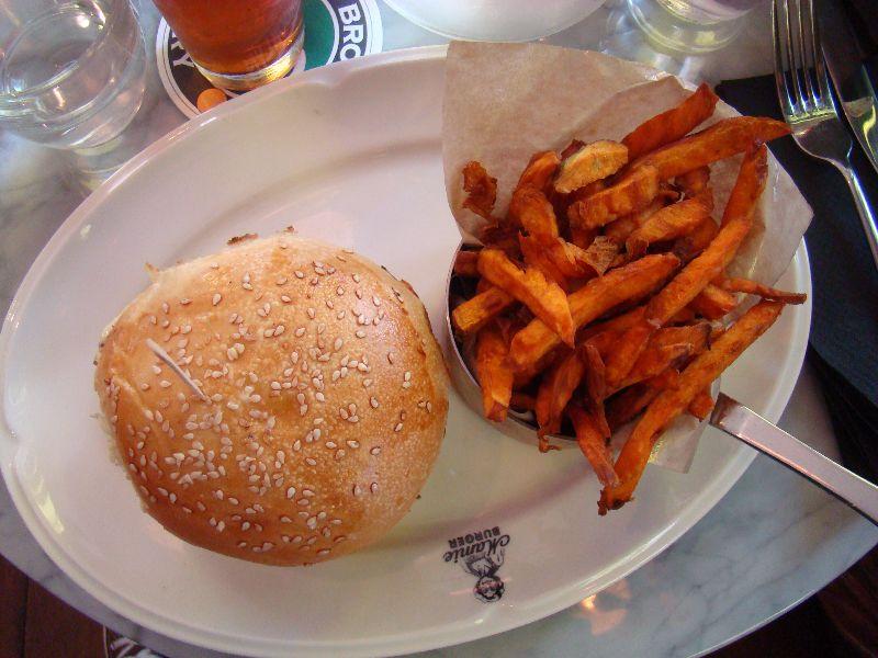Burger Neveu fermier Mamie Burger - DR Melle Bon Plan