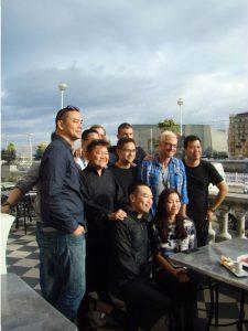 chefs Singapour San Sebastian Gastronomika 2015 - DR Melle Bon Plan