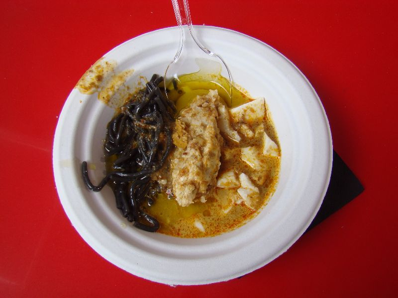 Laksa Singapour San Sebastian Gastronomika 2015 - DR Melle Bon Plan