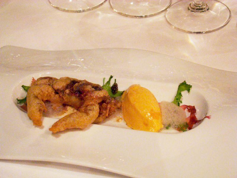 Crabe façon Singapour cuisine Singapour San Sebastian Gastronomika 2015 - DR Melle Bon Plan