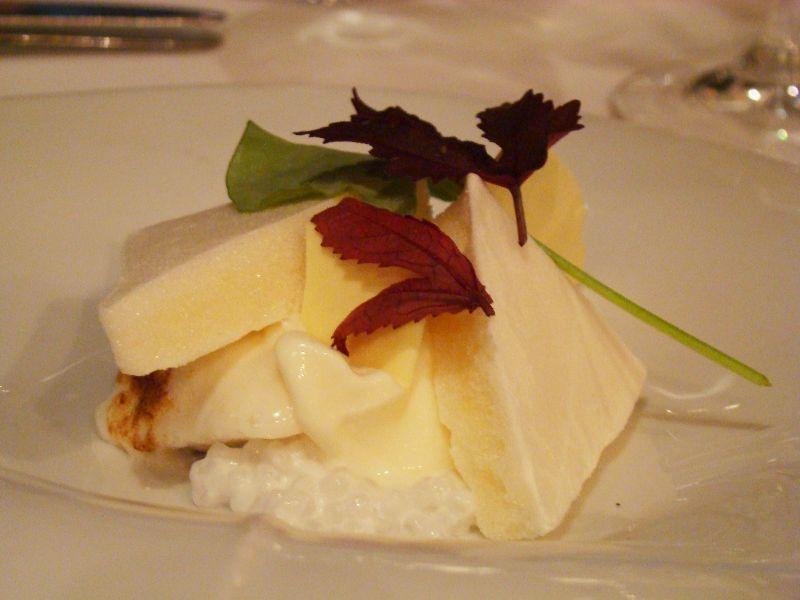 Medley of milk cuisine Singapour San Sebastian Gastronomika 2015 - DR Melle Bon Plan