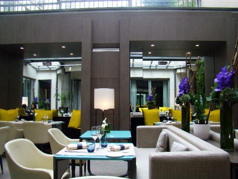 patio Hôtel de Sers - DR Melle Bon Plan