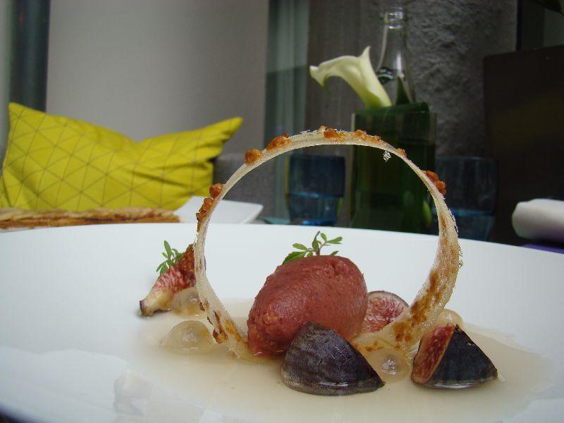 mi figues mi raisins déjeuner Hôtel de Sers - DR Melle Bon Plan