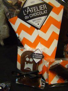 Halloween Atelier du Chocolat fantome - DR Melle Bon Plan