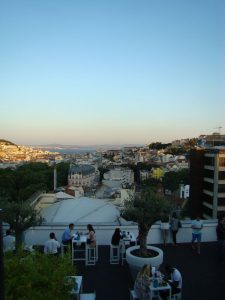 Sky Bar Lisbonne - DR Melle Bon Plan