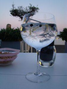 cocktail Gin Sky Bar Lisbonne - DR Melle Bon Plan