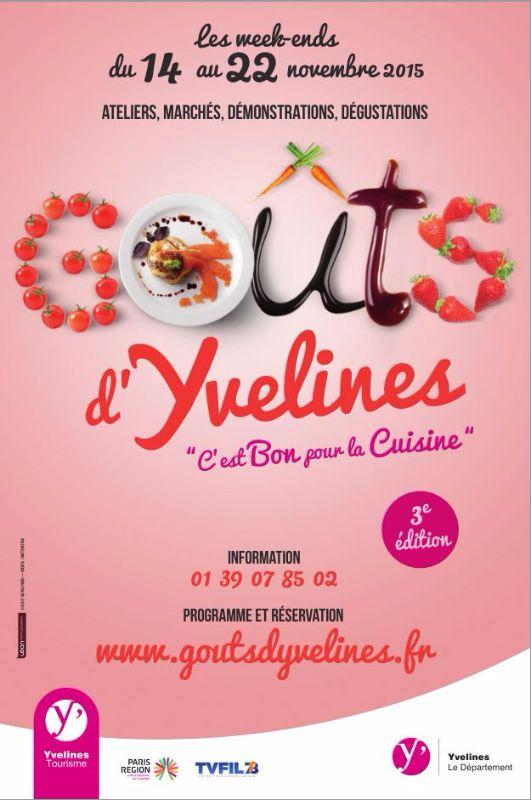 Gouts Yvelines 2015
