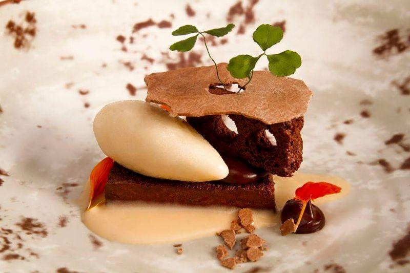 Poland - Saint Domingue dessert