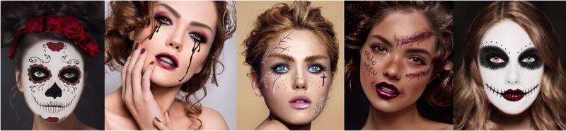 YouCam Makeup fête Halloween