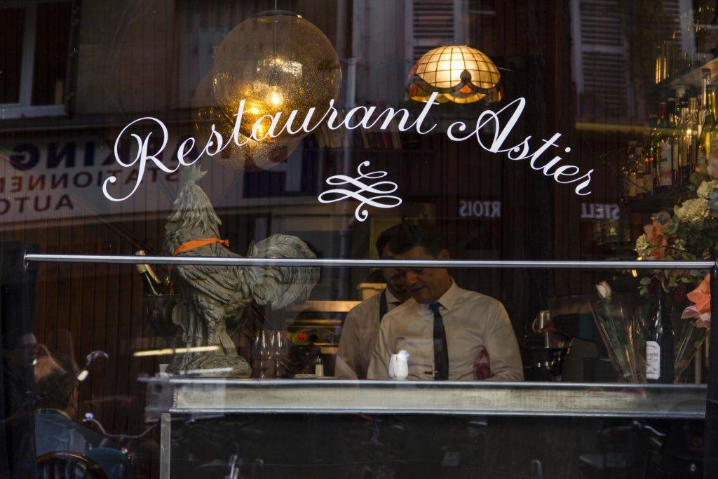 Restaurant Astier - DR Nicolas Diolez