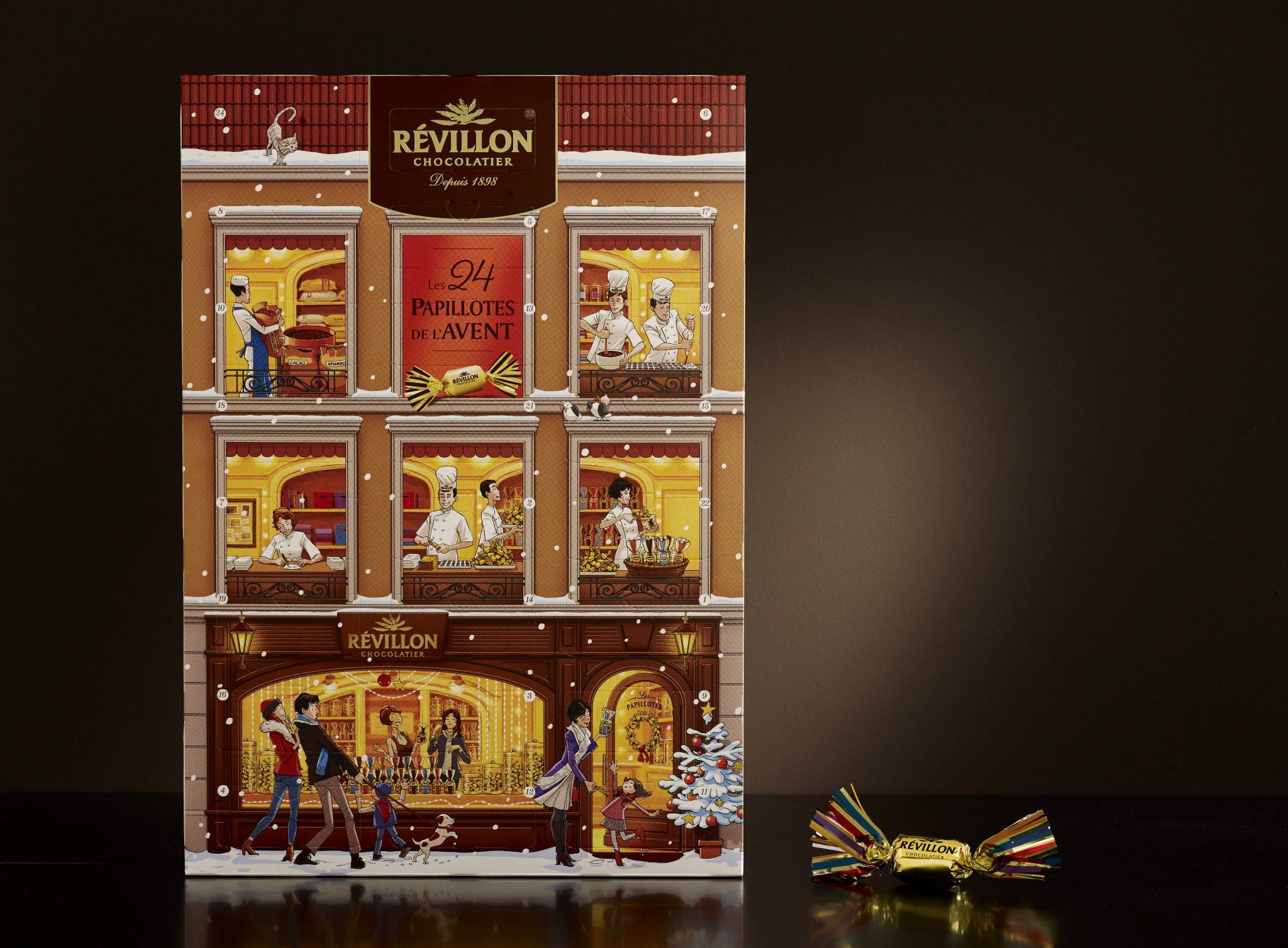 Mes calendriers de l avent 2015 cadeaux chocolat s inside - Calendrier avent one piece ...