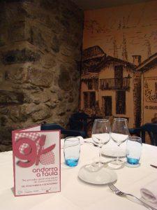 restaurant Minim's Andorre - DR Melle Bon Plan