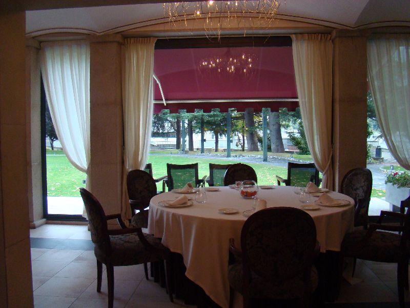 restaurant du Andorra Park Hotel Andorre - DR Melle Bon Plan