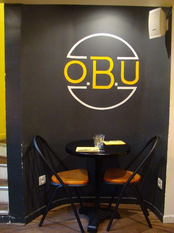 OBU Burgers - DR Melle Bon Plan