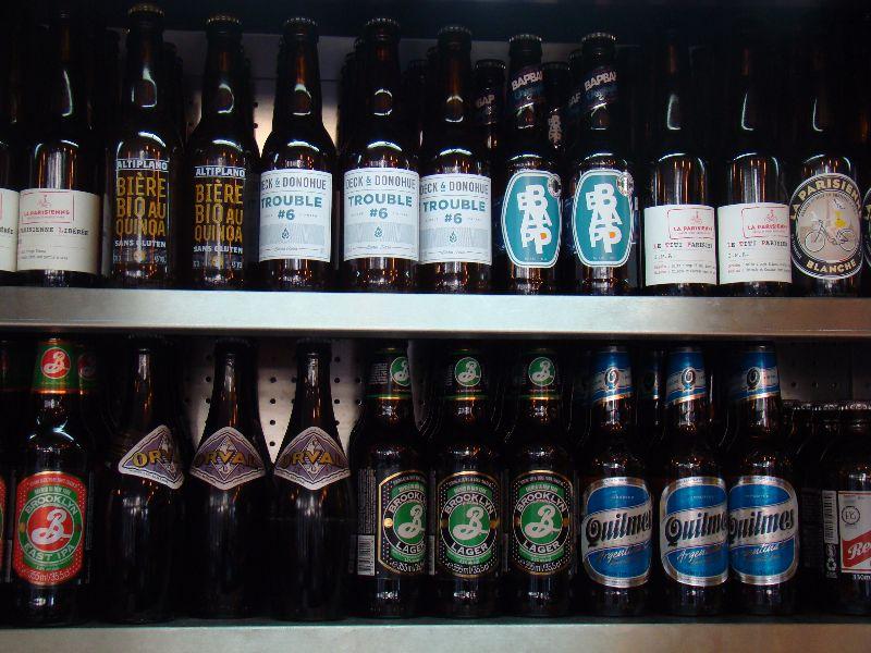 Bières OBU Burgers - DR Melle Bon Plan