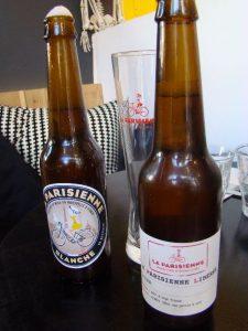 Bière La Parisienne OBU Burgers - DR Melle Bon Plan
